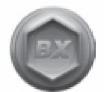 itw标迪buildex自攻钉的bx标识